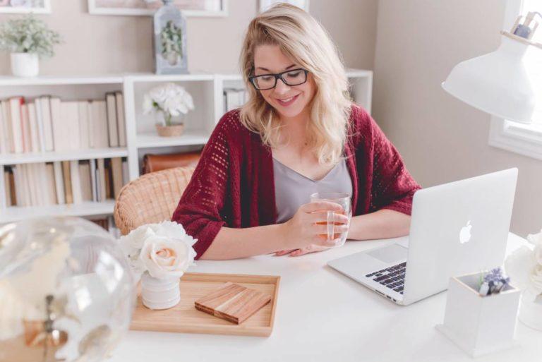 pomysł na pracę zdalną — wirtualna asystentka
